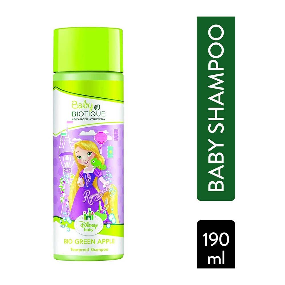 Biotique Bio Disney Princess Baby Tear Proof Shampoo