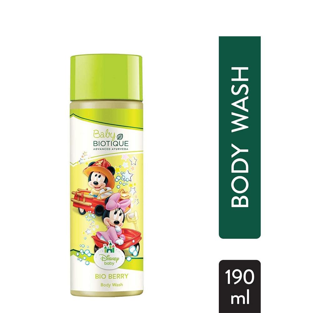 Biotique Disney Mickey Baby Body Wash-0
