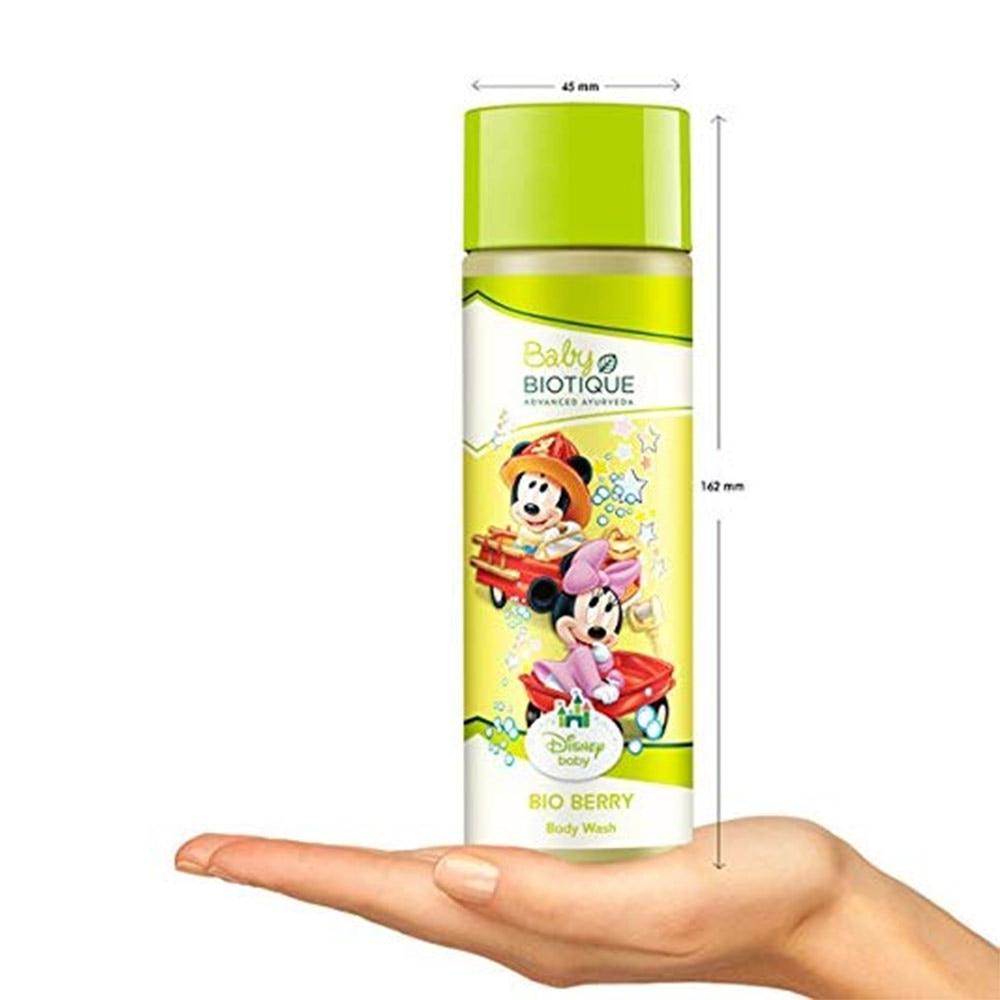 Biotique Disney Mickey Baby Body Wash-2