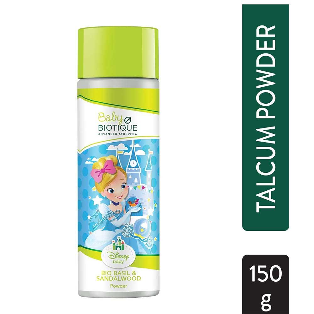 Biotique Disney Princess Baby Powder-0