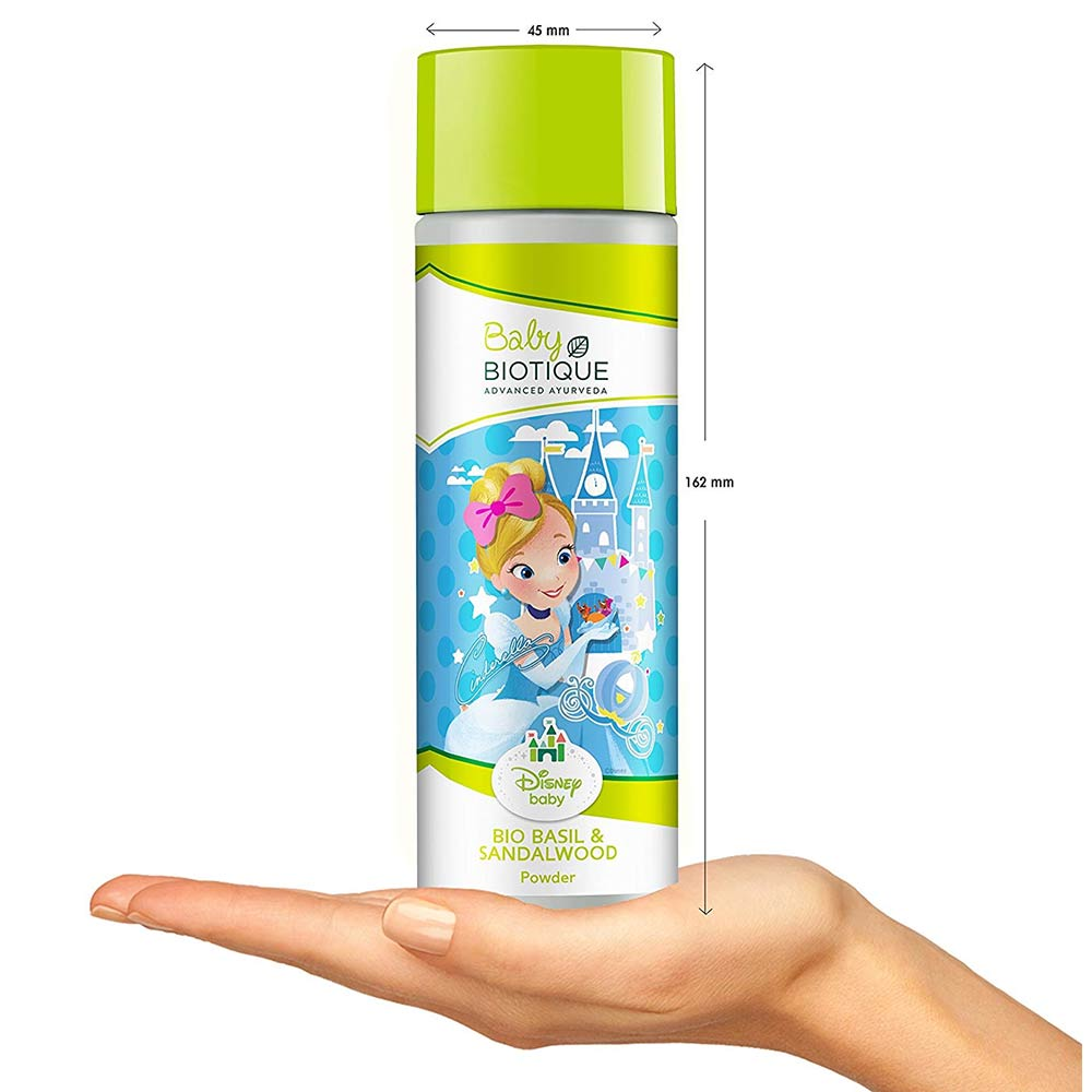 Biotique Disney Princess Baby Powder