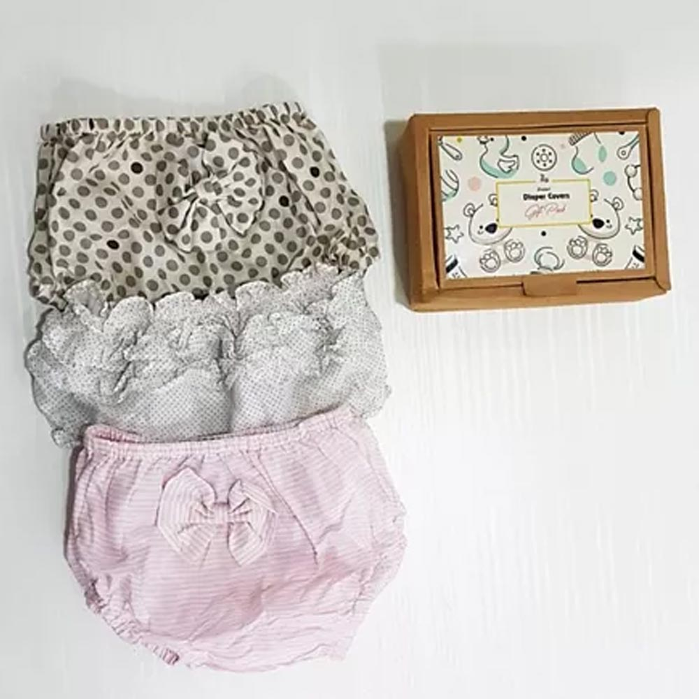 Bobtail By Misha's Creation Diaper Cover Gift Pack