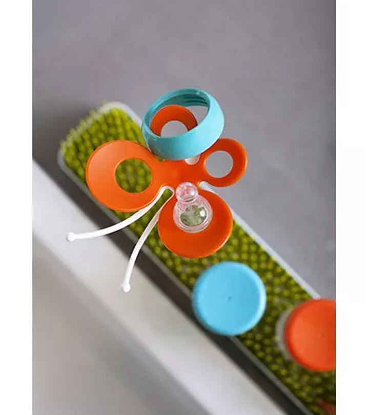 Drying Rack Accessory Boon Fly Kitchen Large Items Utensils Home Cleaning Orange