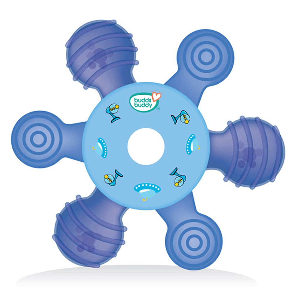 Buddsbuddy Premium Multipurpose Teether