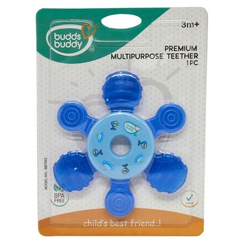 Buddsbuddy Premium Multipurpose Teether-2