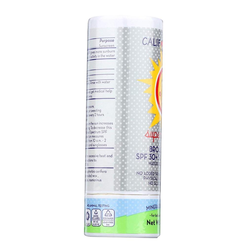California Baby Super Sensitive Sunblock Stick SPF 30+, No Fragrance-3