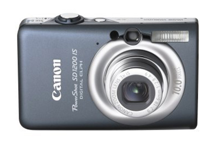 Canon PowerShot SD1200IS Digital Camera