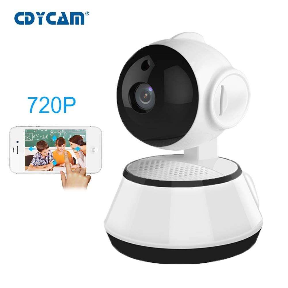 Cdycam Home Security WI-FI Two-Way Audio Record CCTV Camera-Standard Camera