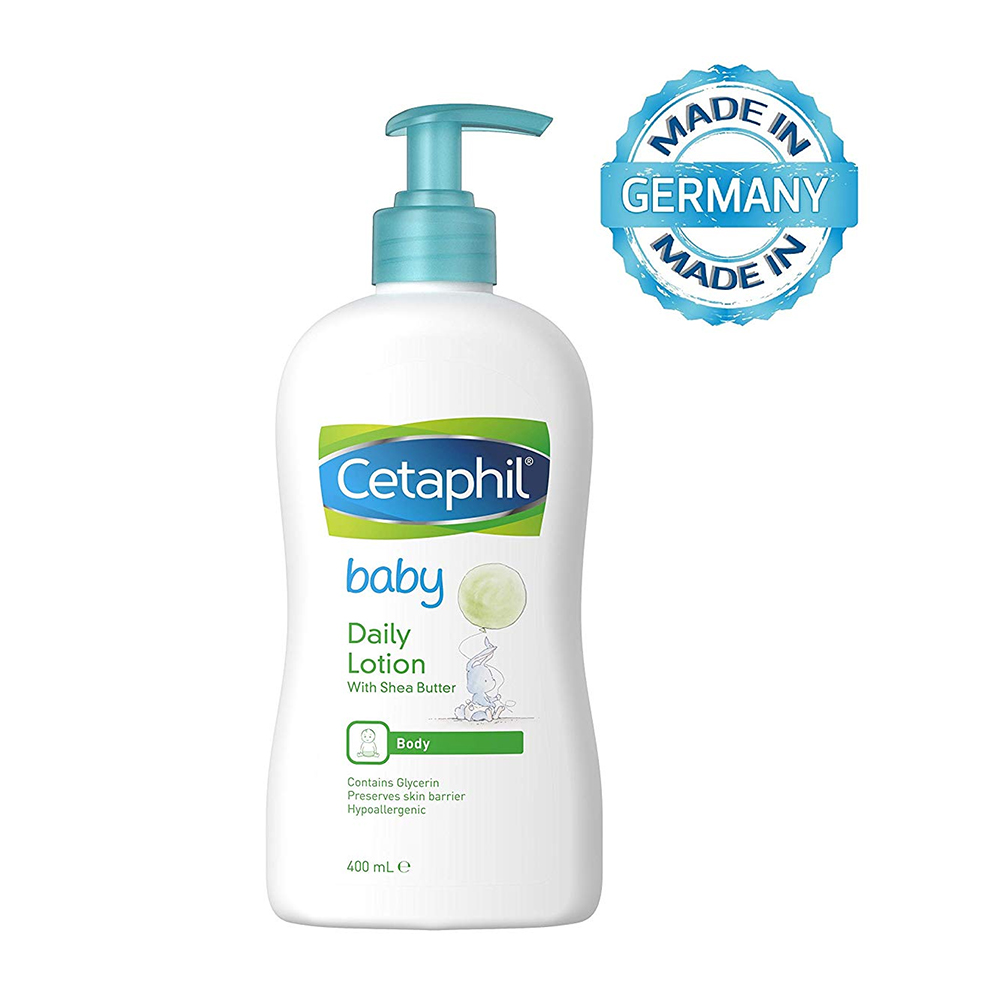 Cetaphil Baby Daily lotion