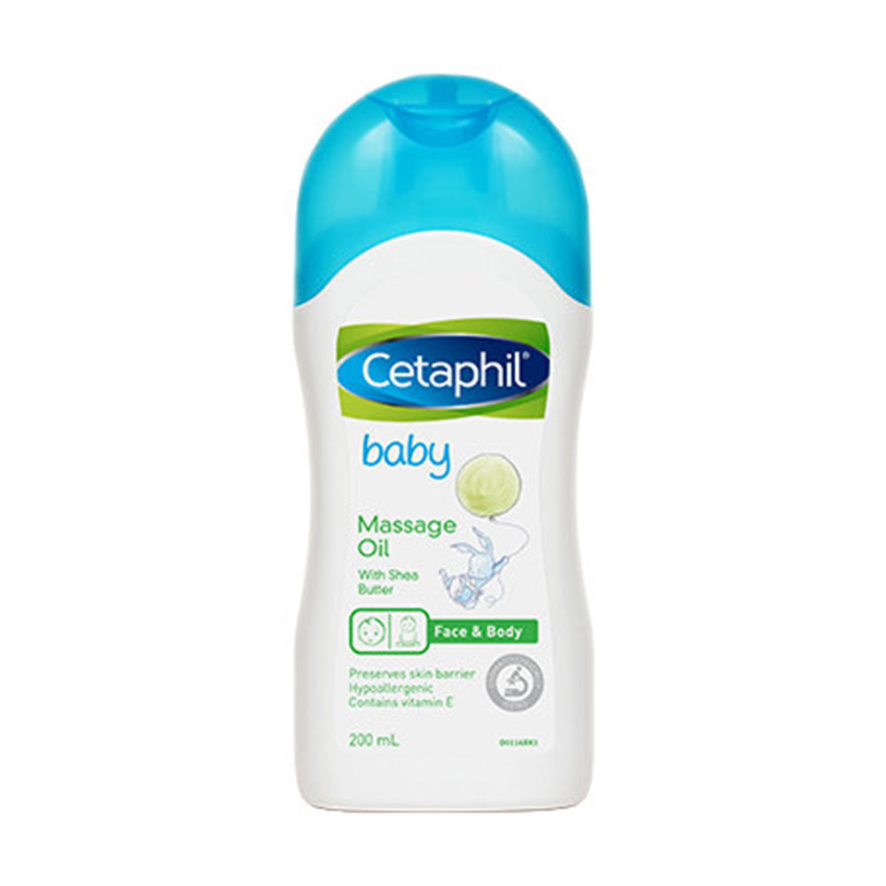Cetaphil Baby Massage Oil