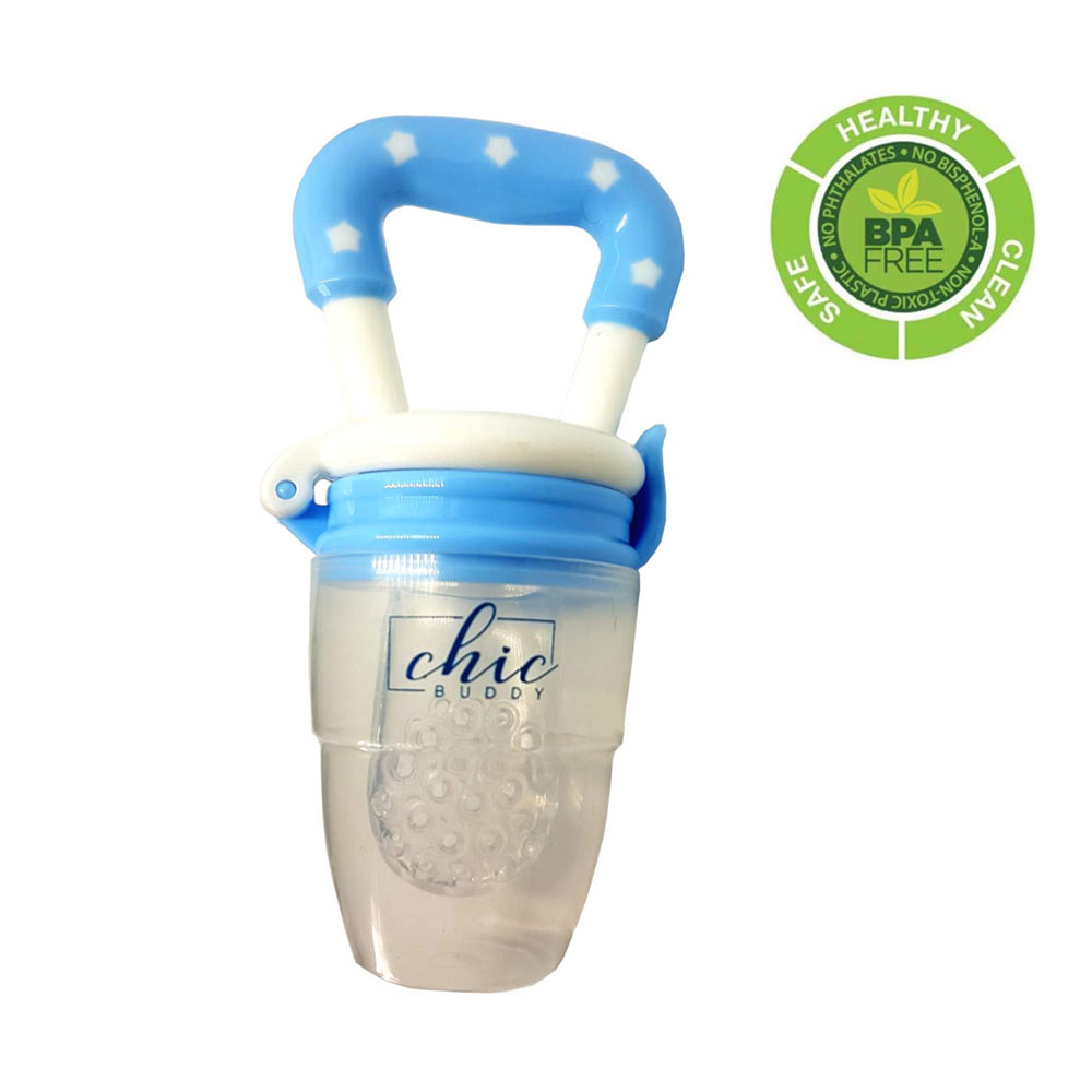Chic Buddy Reusable Fresh Fruit Feeder Pacifier