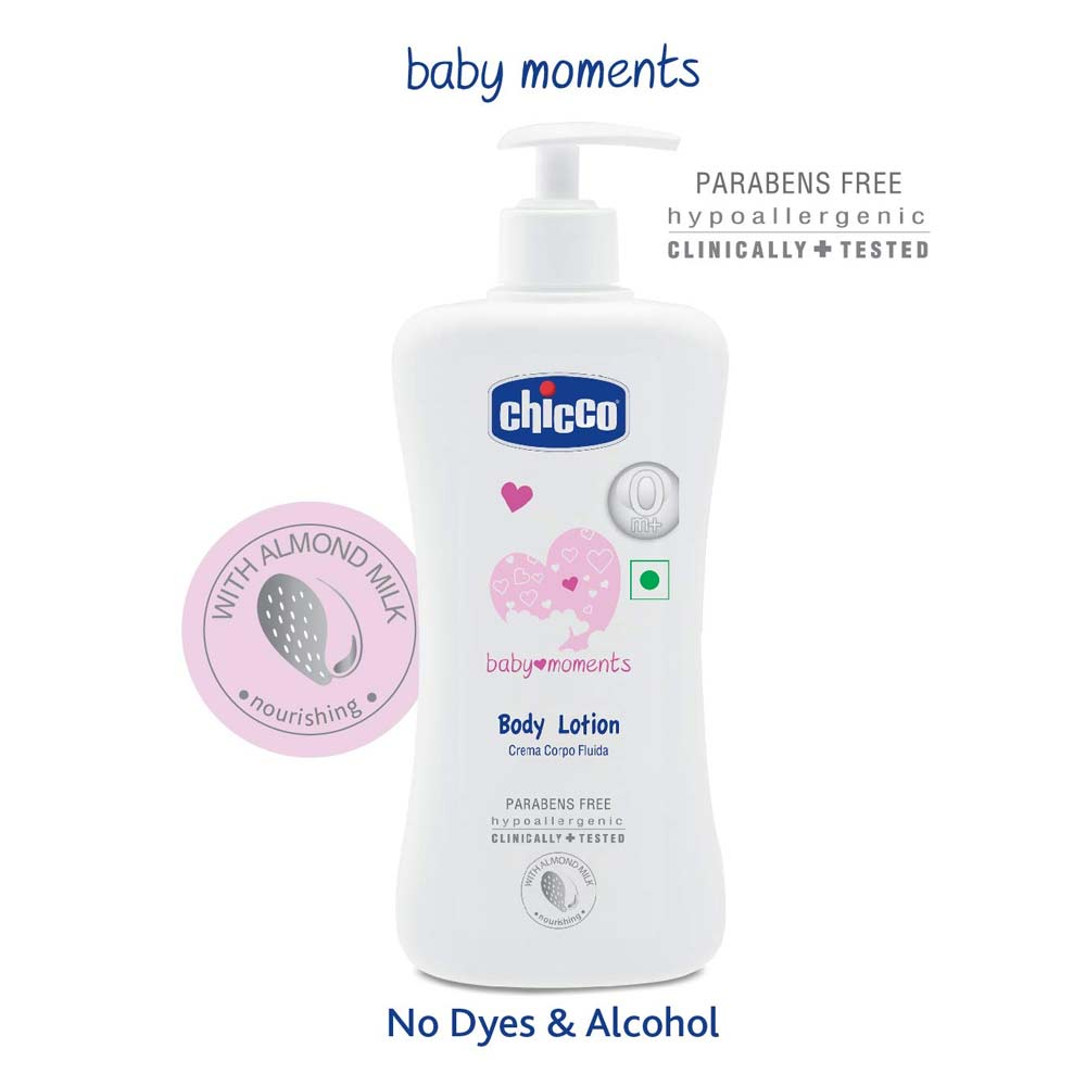 Chicco Baby Moments Body Lotion