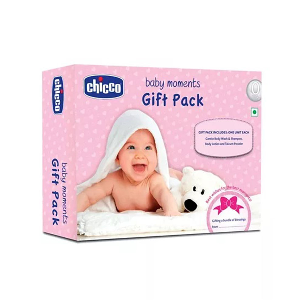 Chicco First Caring Set for Newborns
