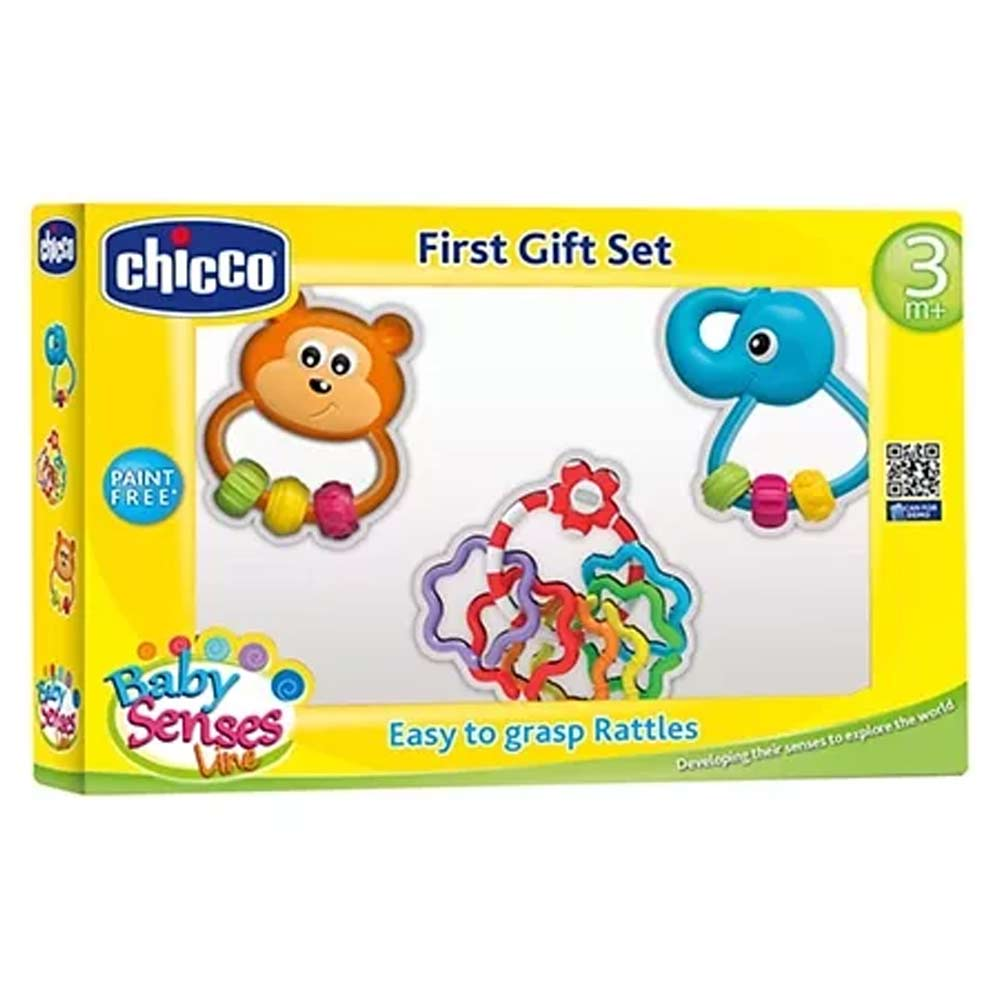Chicco First Gift Set Baby Senses Line