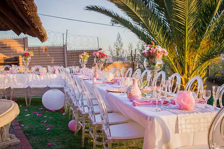 Choose The Right Venue For The Baby Shower