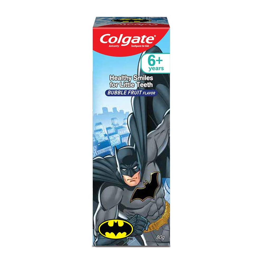 Colgate Anticavity Kids Batman Toothpaste
