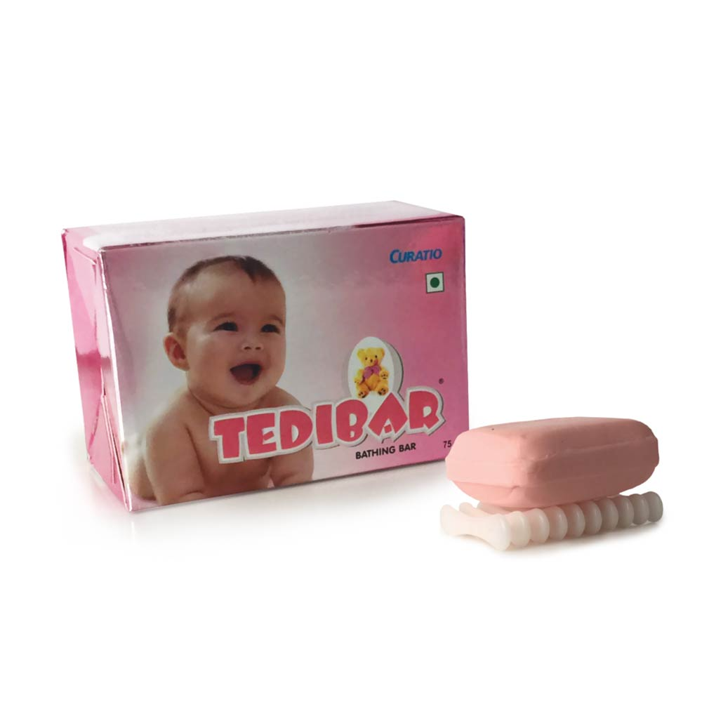Curatio Tedibar Soap