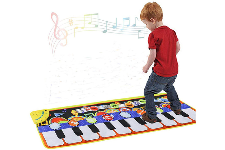 Cyiecw Piano Music Mat