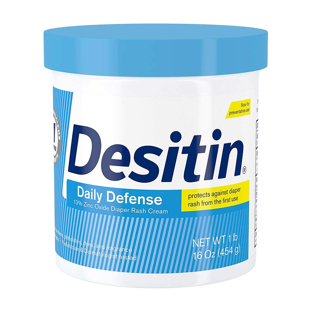Desitin Rapid Relief Creamy Nappy Cream