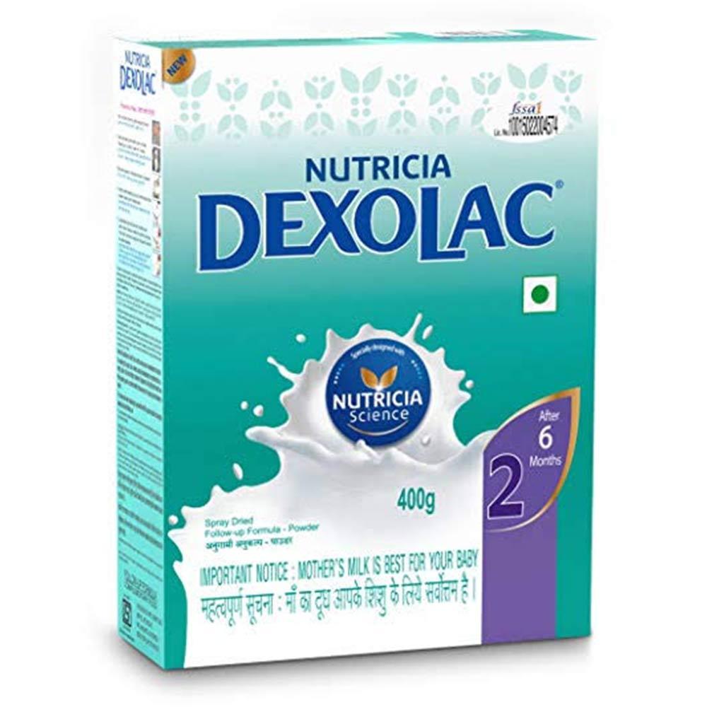 Dexolac Stage 2 Follow Up Infant Formula
