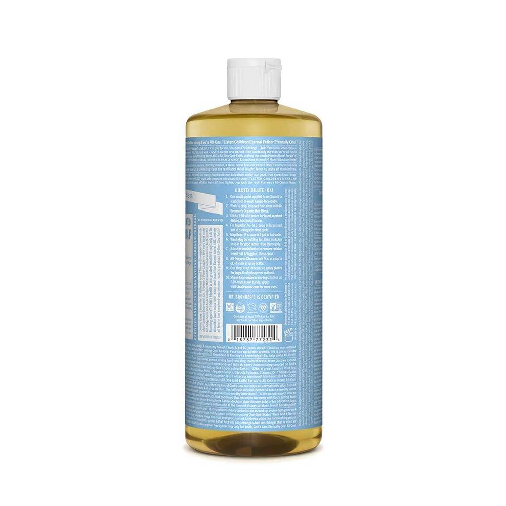 Dr. Bronner's Baby-mild Liquid Soap-1