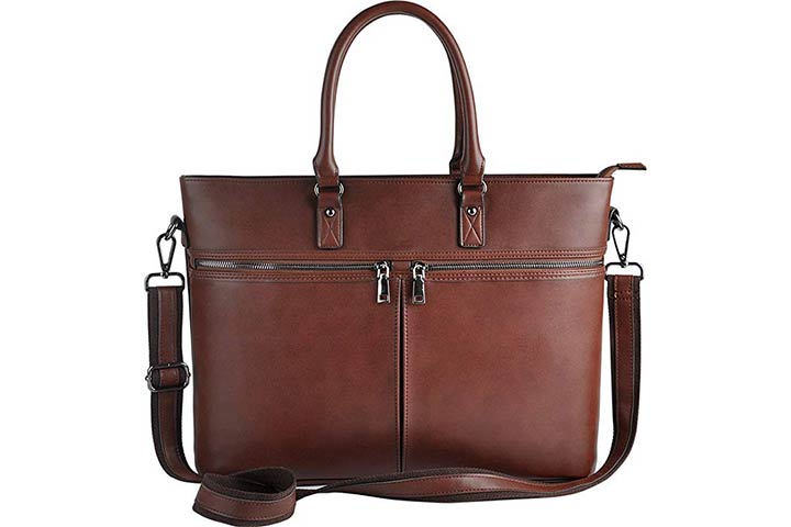 EDODAY Business Laptop Bag for Women