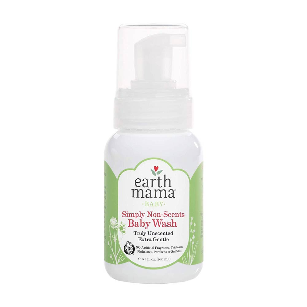 Earth Mama Angel Baby Natural Non-Scents Body Wash