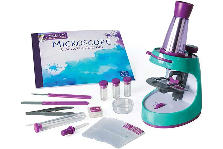 Educational Insights Nancy B's Science Club Microscope