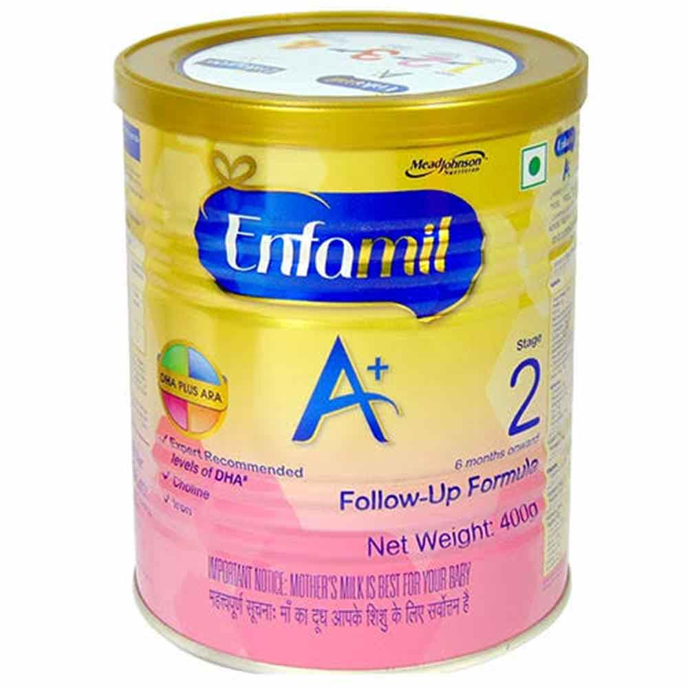 Enfamil A With DHA Stage 2 Follow Up Formula