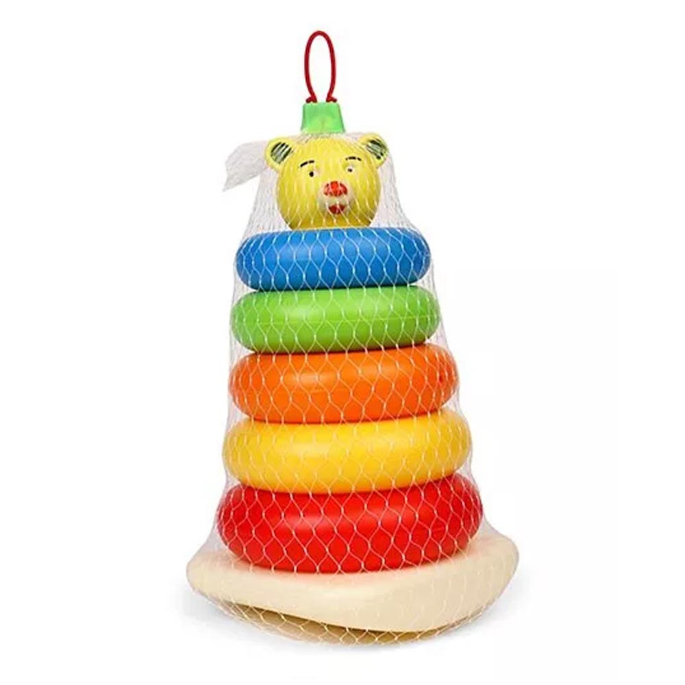 Fair Teddy Stacking Ring Junior