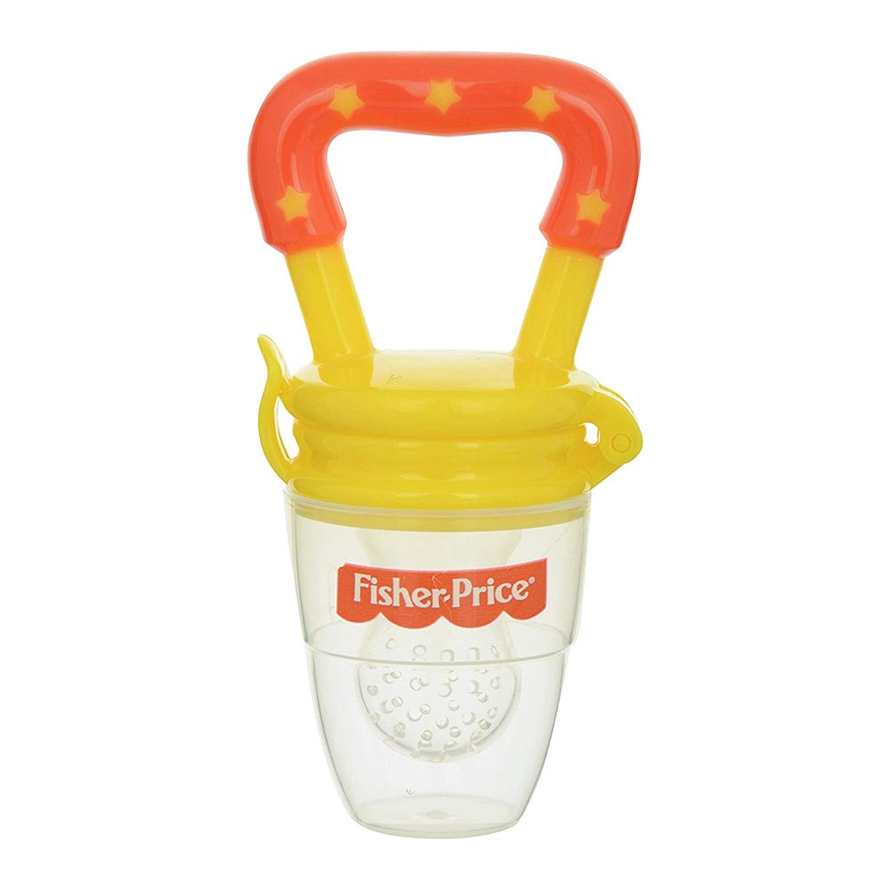 Fisher-Price  Nibbler with Fruit & Veggie Feed Silicone Mesh