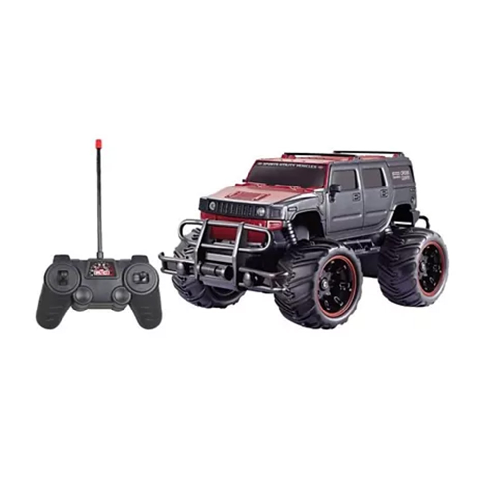 Flyers Bay Remote Control Hummer Electric RTR Monster Toy Car