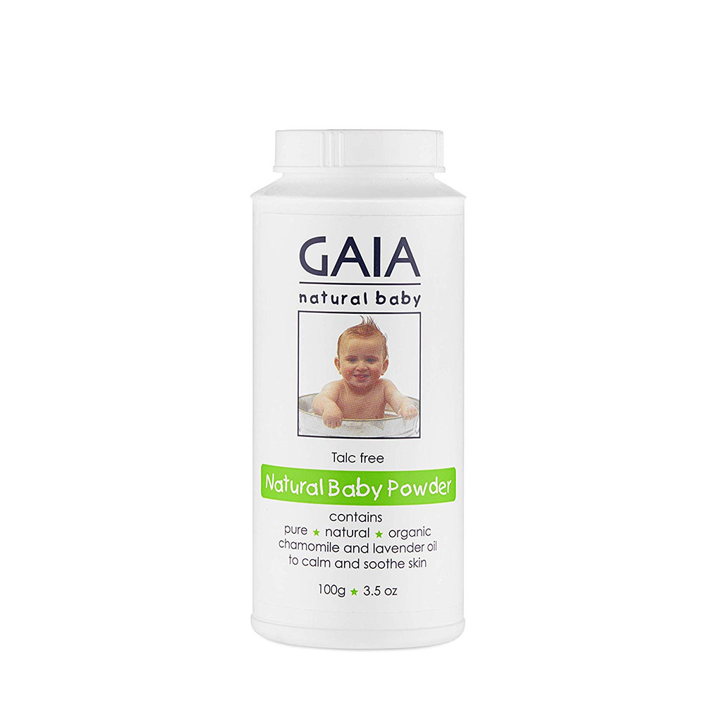 GAIA SKIN NATURALS GAIA Natural Baby Powder