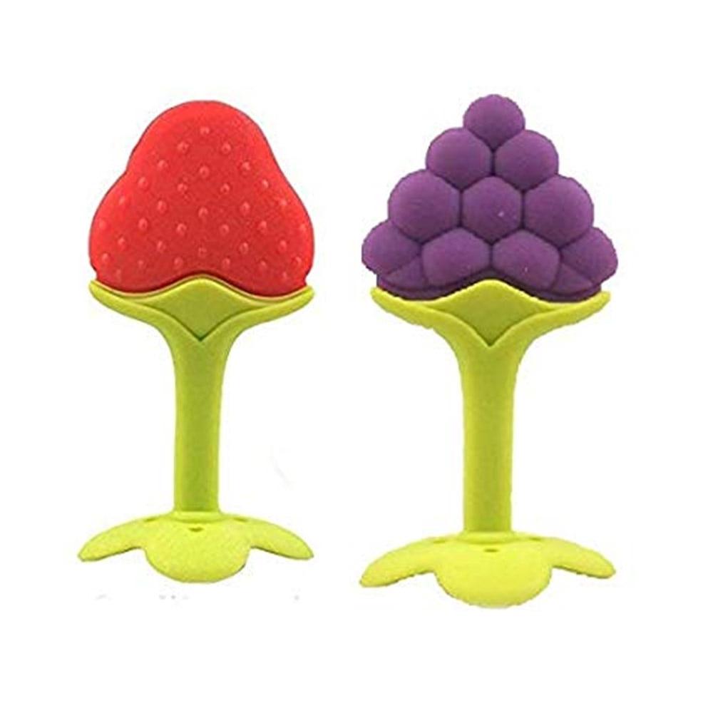 Gilli Shopee Fruit Shape Silicone Teether