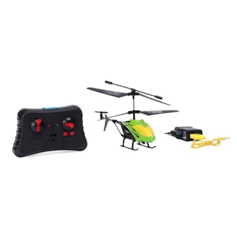 Gooyo 2 Channel Remote Control Flying Helicopter With LED Light