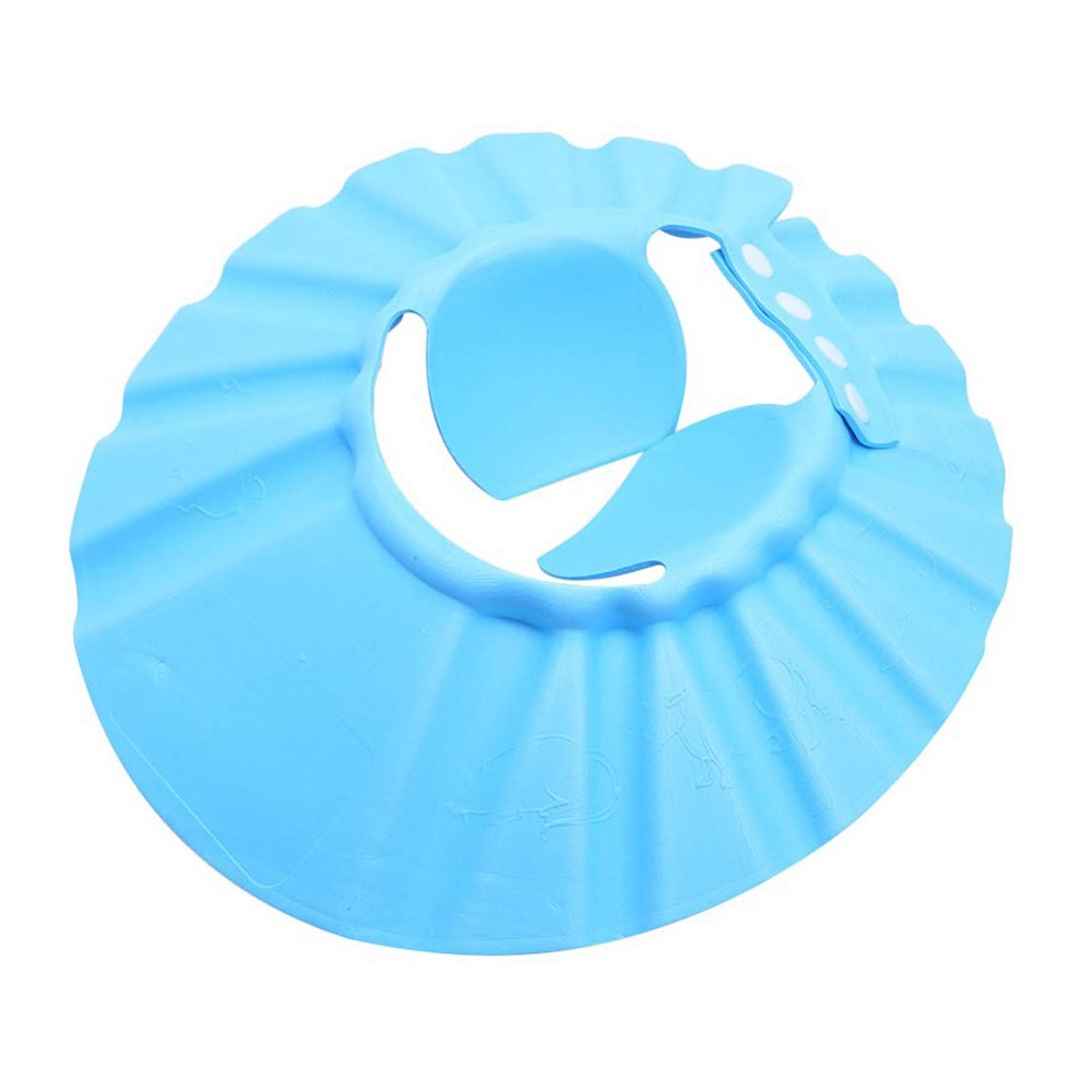 GutarGoo Newborn Baby Kids Soft & Adjustable Toddlers Hair Wash Washing Cap