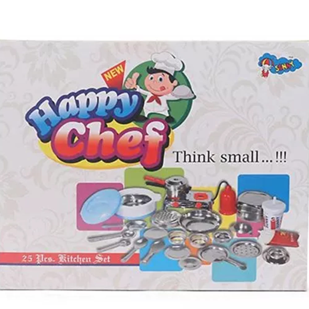 Happy Chef Kitchen set