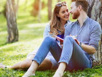 Happy Couples Do This To End An Argument—And Science Says It Works