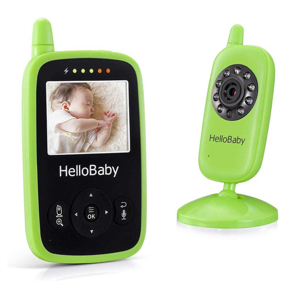 Hello Baby Portable Video Baby Monitor