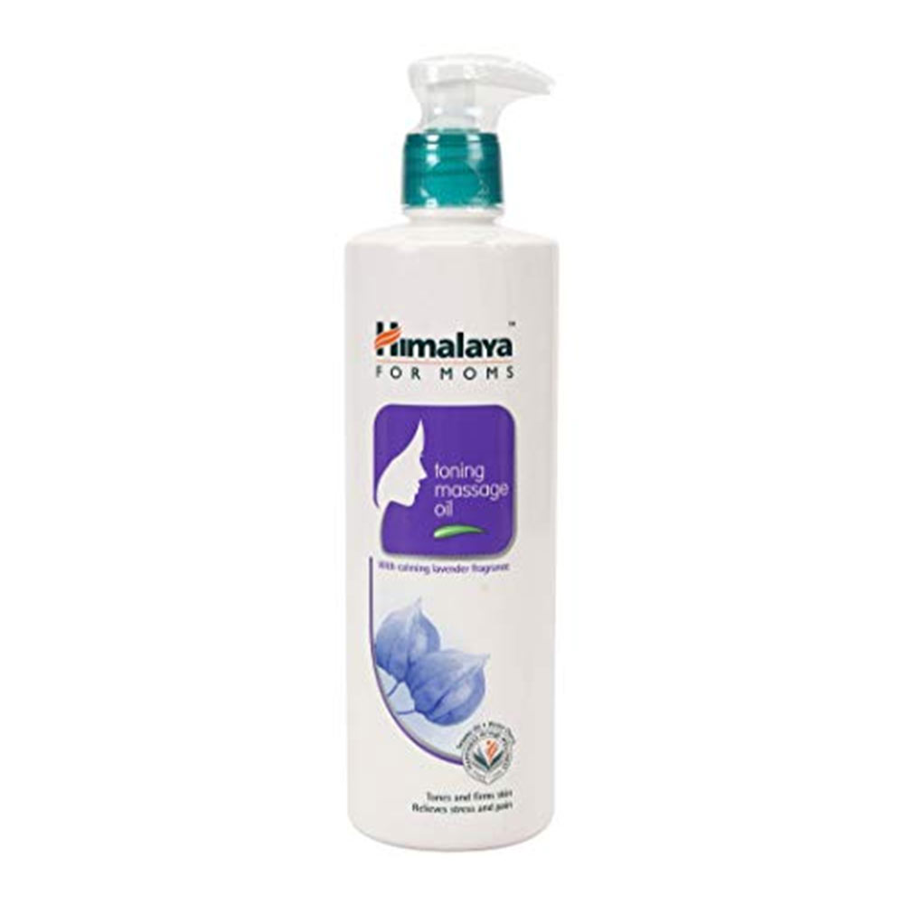Himalaya MOMS Toning Massage Oil