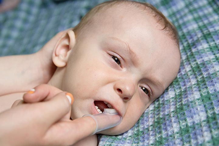 How To Soothe A Teething Infant