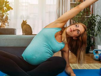 I Exercised During My Pregnancy And It Made A Huge Difference