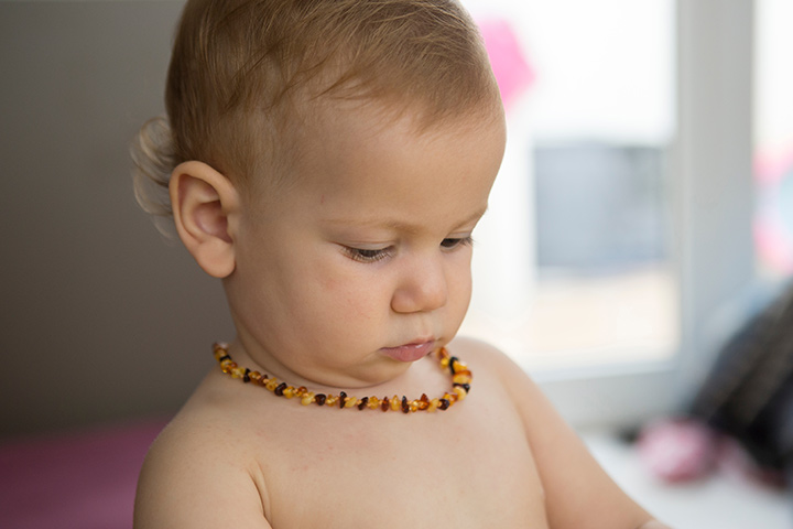 Is It Safe For Your Baby To Wear Jewelry