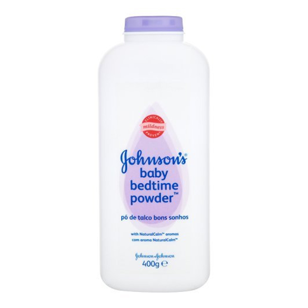 Johnsons Baby Bedtime Powder
