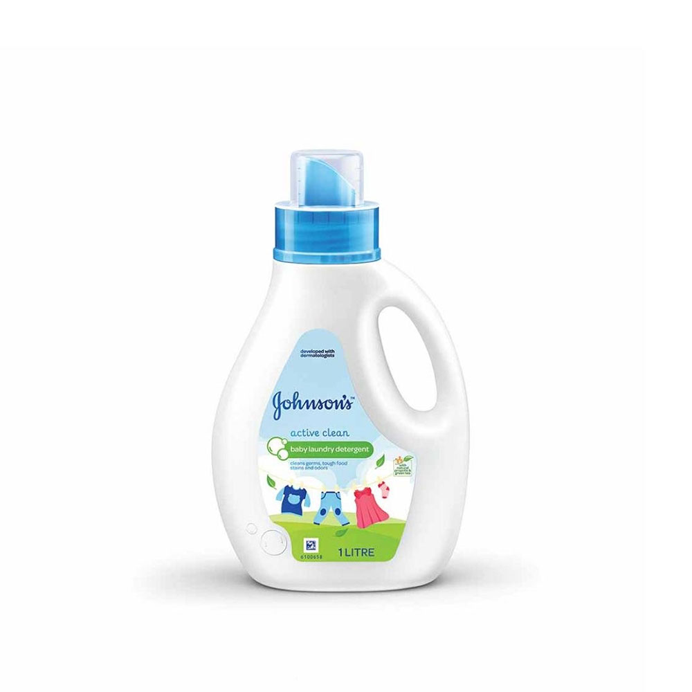 Johnson's Baby Laundry Detergent Active Clean