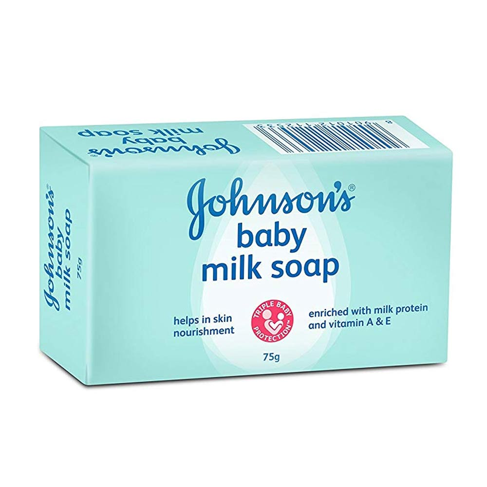 Johnson's Baby Milk Soap