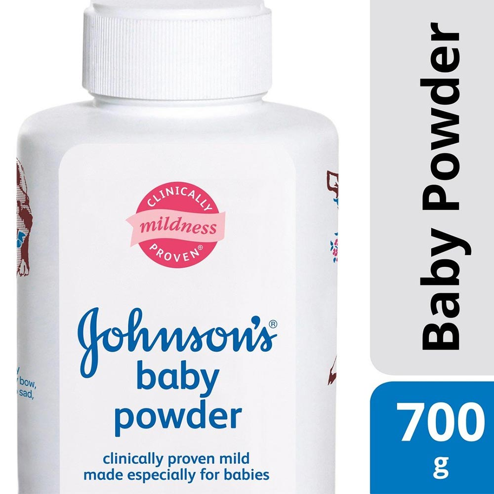 Johnson's Baby Powder-2