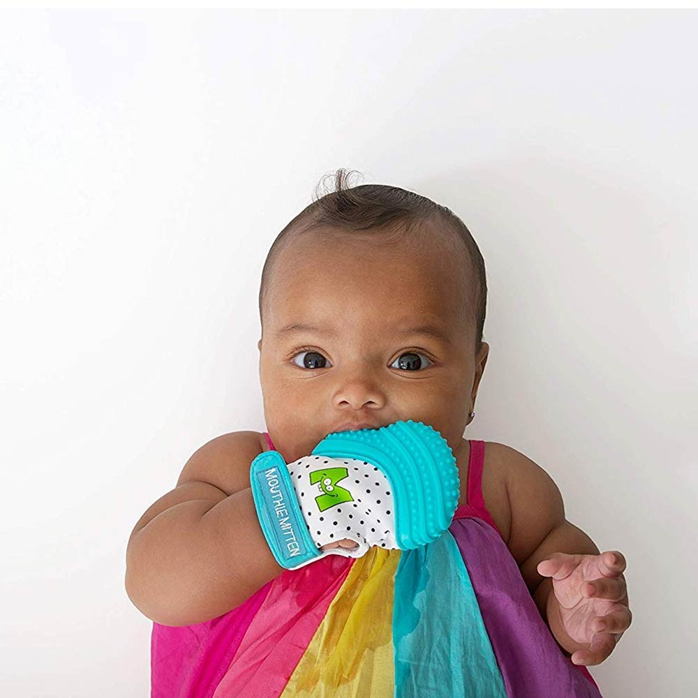 Kezle  Silicone Teether Gloves