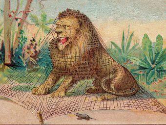 शेर और चूहे की कहानी | Sher Aur Chuha Ki Kahani