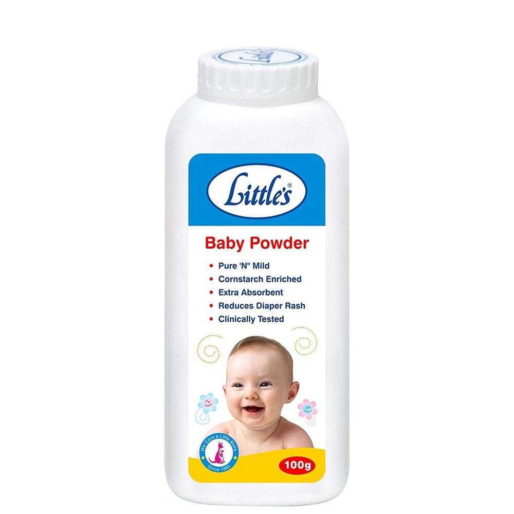 Little's Baby Powder